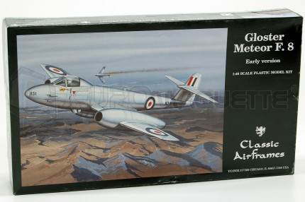 Cl. Airframes - Gloster Meteor F-8 early