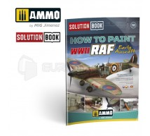 Mig products - How to paint WWII RAF early Aircraft (ENG)