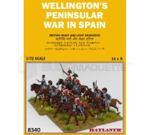 Hat - Wellington British cavalry sampler