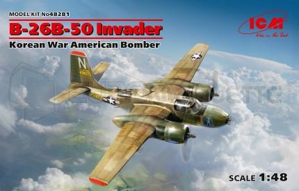 Icm - B-26 B-50 Invader