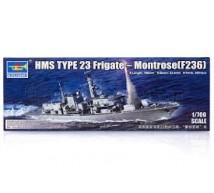Trumpeter - Type 23 HMS Montrose F236