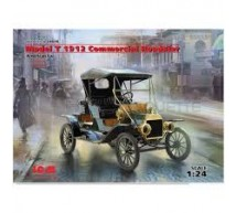 Icm - Ford T 1912 commercial roadster