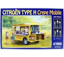 Ebbro - Citroen Type H Crêpe Mobile