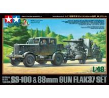 Tamiya - SS-100 & Flak 37