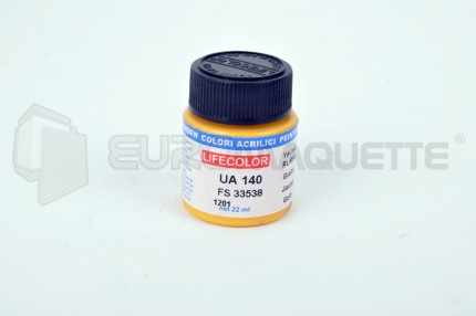 Life Color - Jaune RLM04 UA140 (pot 22ml)