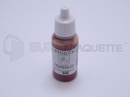 Prince August - Marron Acajou 846 (pot 17ml)