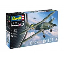 Revell - Bucker 131 D