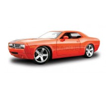 Maisto - Dodge Challenger 2006 Orange