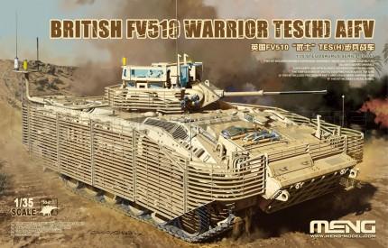 Meng - FV510 Warrior ETS(H) AIFV