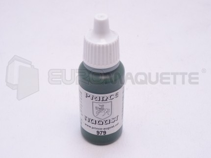 Prince August - Vert camouflage 979 (pot 17ml)