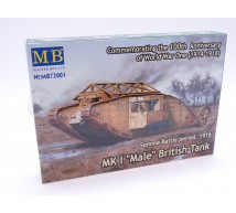 Master Box - Mk I Male 1916