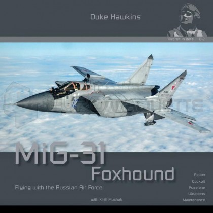 Duke hawkins - Mig-31 Foxhound