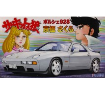Fujimi - Porsche 928 Circuit Wolf Manga