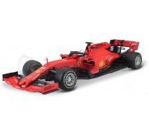 Burago - SF90 F1 S Vettel 2019