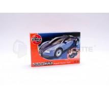 Airfix - Bugatti Veyron Lego