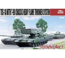 Model collect - TOS-1A T-90 Chassis