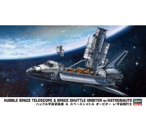 Hasegawa - Shuttle & Hubble 1/200
