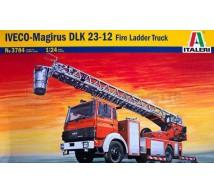 Italeri - Iveco Magirus DLK26-12 pompiers