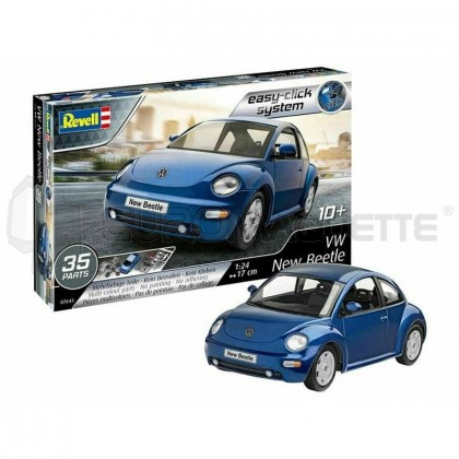 Revell - New Beetle (Easy Click)