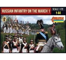 Strelets - Russian infantry on march Part 1