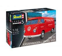 Revell - Combi Panel Van Porsche