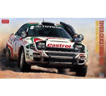 Hasegawa - Toyota Celica Safari Rally 93