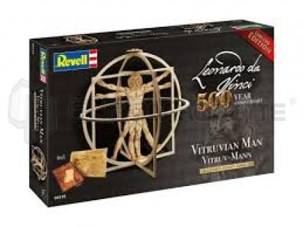 Revell - De Vinci Vitruvian man