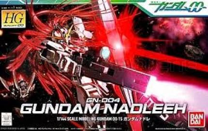 Bandai - HG Gundam Nadleeh (0153262)