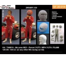 Gf Models - Pilote 70/80