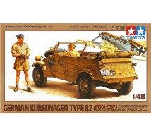 Tamiya - Kübelwagen Type 82 Afr.