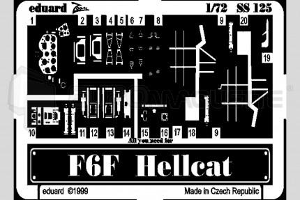 Eduard - F6F Hellcat (academy)
