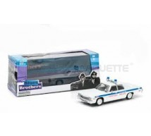 Greenlight - Dodge Monaco 75 police Blues Brothers