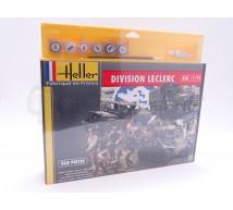 Heller - Coffret Division Leclerc
