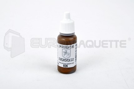 Prince August - Camo.Allemand brun moy. 826 (pot 17ml)