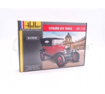 Heller - Citroen 5cv Trefle