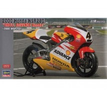 Hasegawa - Honda NSR 250 Shell Advance  GP2000