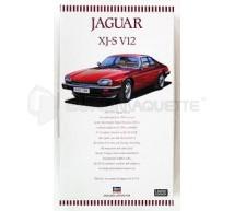 Hasegawa - Jaguar XJ-S V12