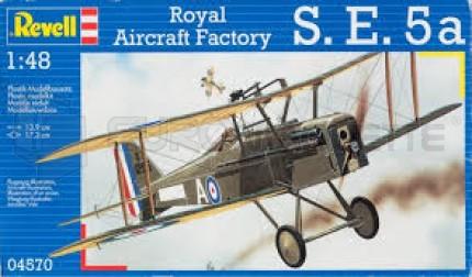 Revell - SE.5a  WWI