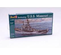 REVELL - U.S.S. Missouri