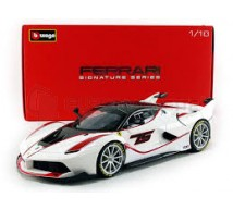 Burago - Ferrari FXX K blanche n°75