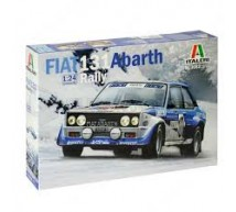 Italeri - Fiat 131 Abarth Rally