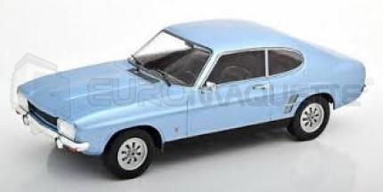 Modelcar - Ford Capri 1973 Gris bleue