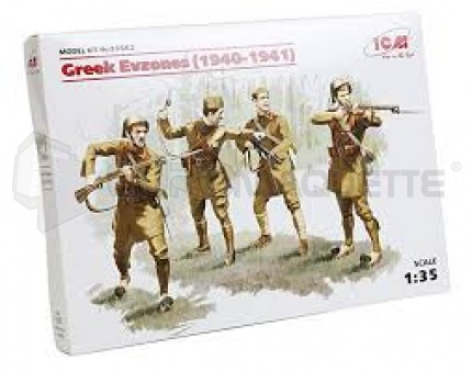 Icm - Greek Evzones 1939/41