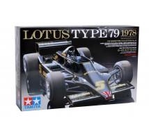 Tamiya - Lotus 79 1978