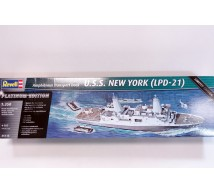 Revell - USS New York 1/350