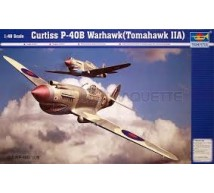 Trumpeter - Curtiss P-40B