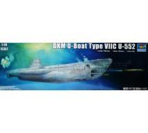 Trumpeter - U-Boat Type VII C U552 1/48