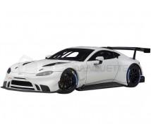 Auto art - Aston Martin GTE Le Mans Blanche