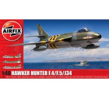 Airfix - Hawker Hunter F 4/5/J34