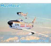Musthave - F-86K